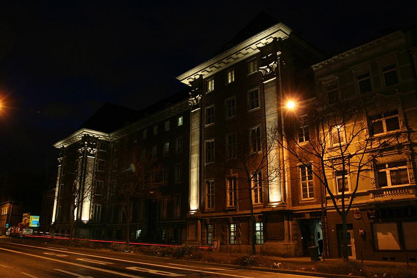 Amtsgericht Aachen, Adalbertsteinweg