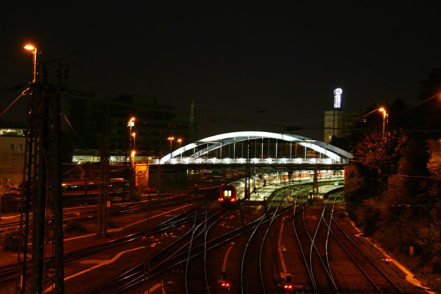Burtscheider Brücke, Kasinostraße