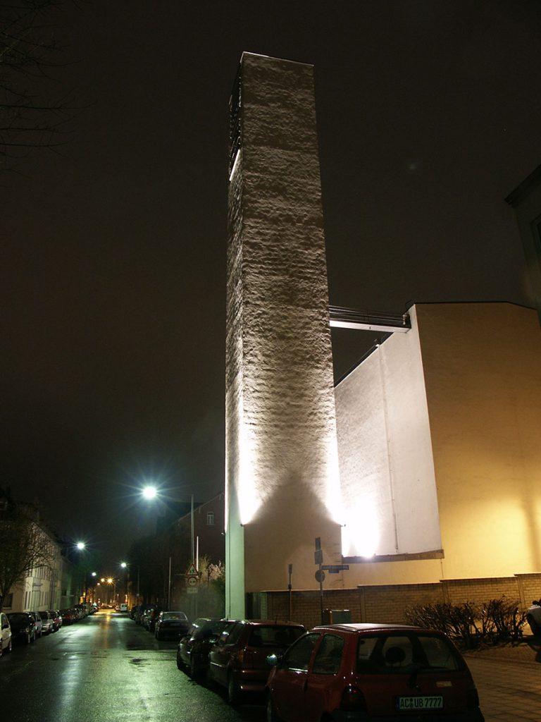 St. Fronleichnam, Düppelstraße