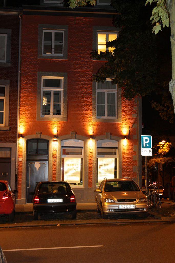 Jakobstraße Ecke Stromgasse