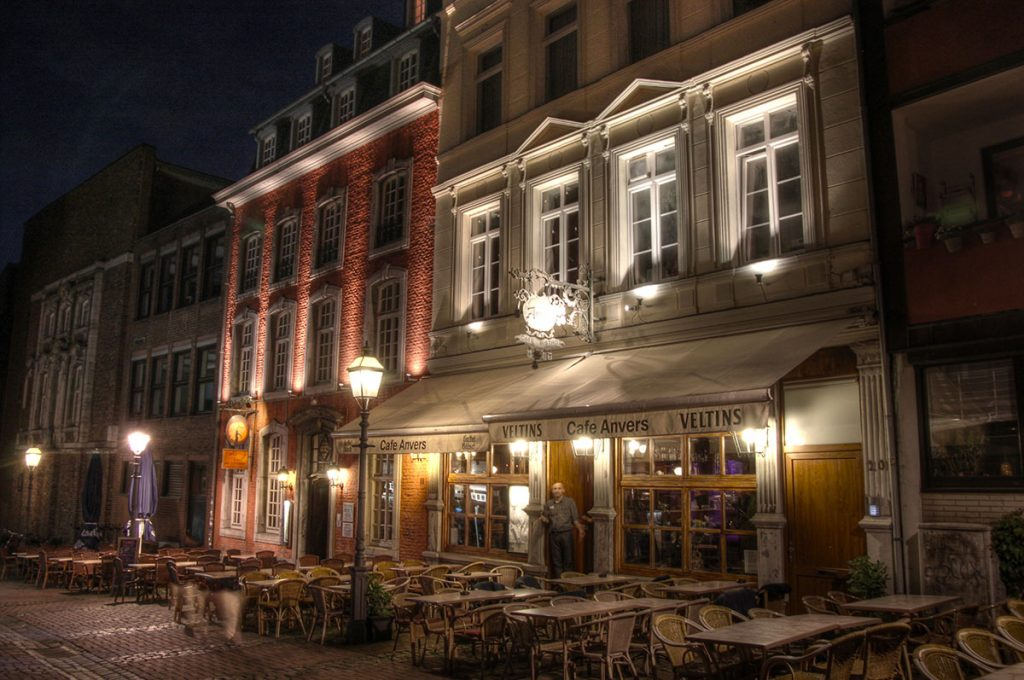Café Anvers, Kockerellstraße