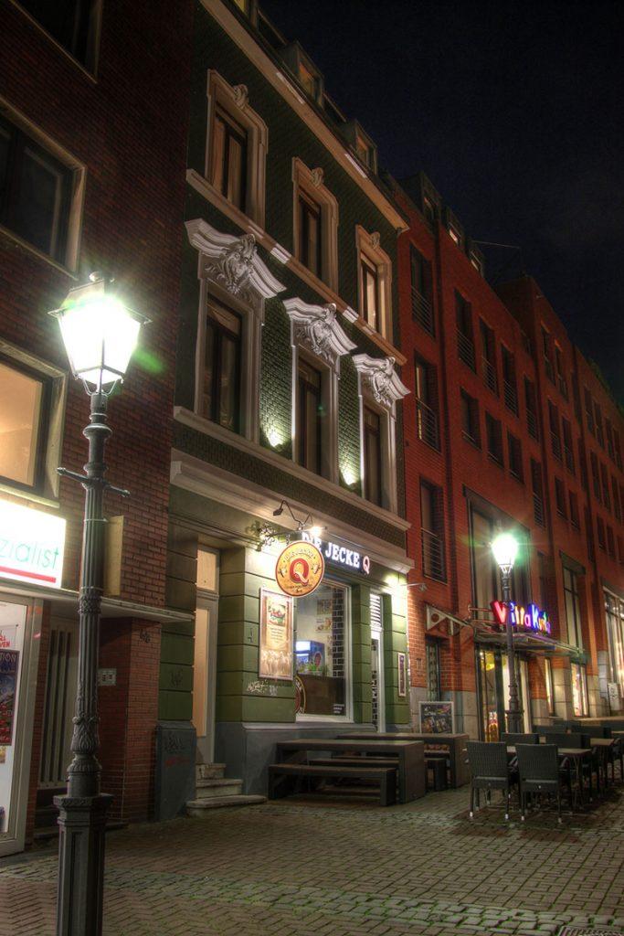De Jecke Q, Kockerellstraße