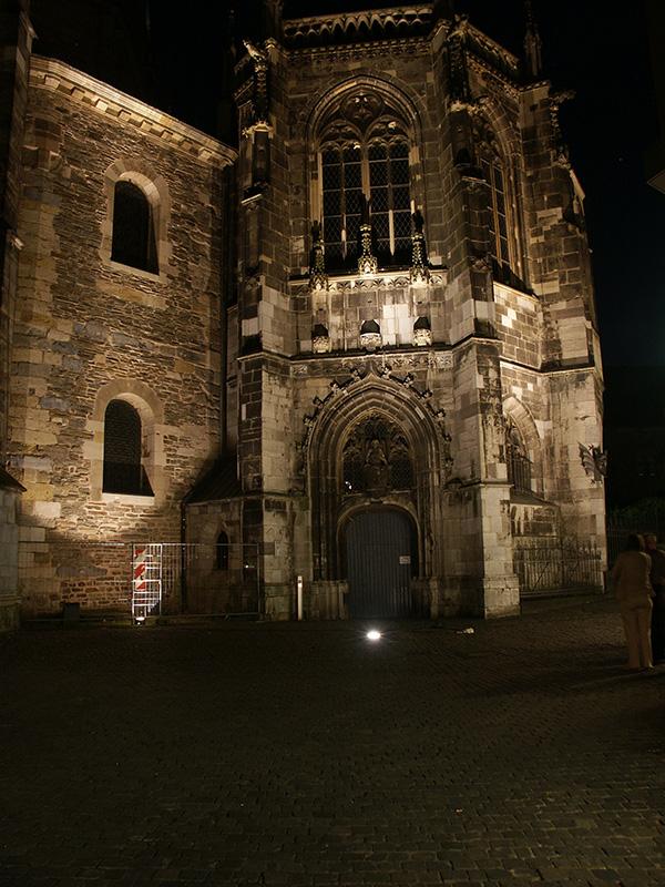 Aachener Dom, Krämertüre