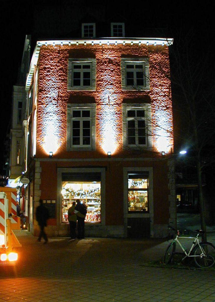 Weinhaus Lesmeister, Pontstraße