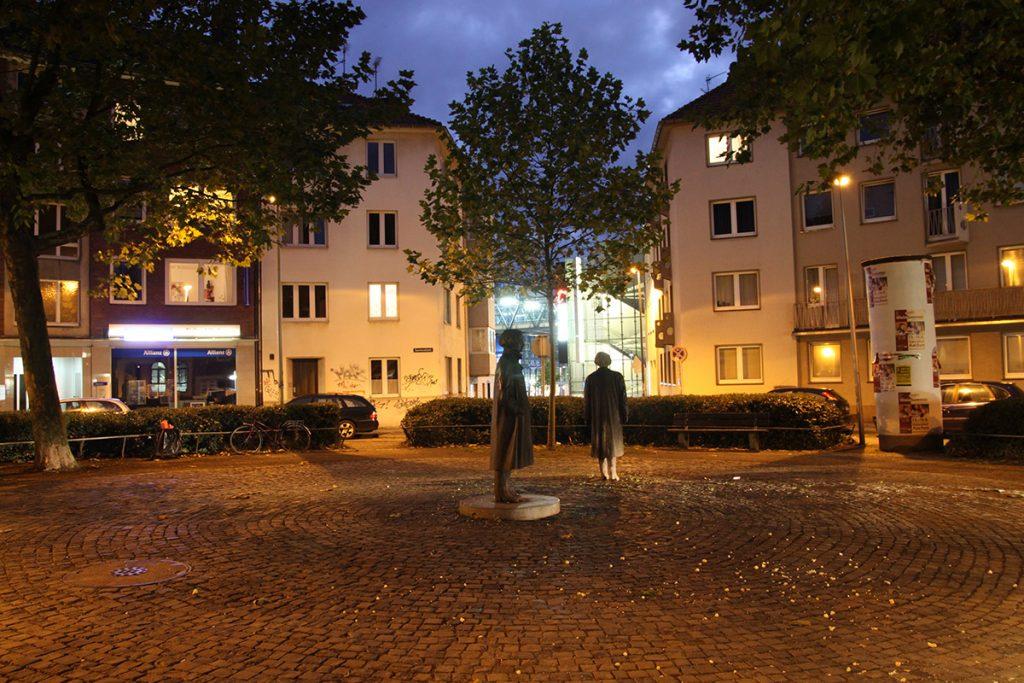 Figuren Schmetz, Suermondtplatz
