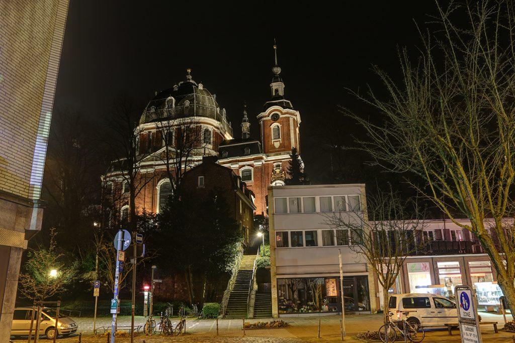 St. Johann, Michaelsbergstraße